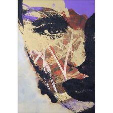 Wandaufkleber deko : Grafiti Tag porträt 1389