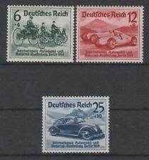 Deutsches Reich 686-688 ** Auto car