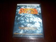 IMAX - THE ERUPTION OF MOUNT ST. HELENS Volcano Northwest Volcanic Erupt DVD NEW
