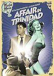Affair In Trinidad (DVD, 2008) Rita Hayworth, Glenn Ford 1952 Film Noir
