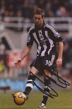 Newcastle: David Edgar firmado 6x4 foto de acción + certificado De Autenticidad