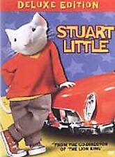 Stuart Little (DVD, 2002, Deluxe Edition) NEW