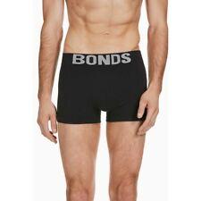 Bonds Side Seam Free Trunk MY3CA Black