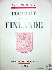 PORTRAIT DE LA FINLANDE Viipuri Carélie Savo Kalevala