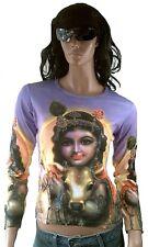 KRISHNA Inkarnation Avatar Hindu Götter Star T-SHIRT L