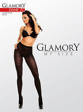 Glamory Dune 70 blickdichte Strumpfhose mit Argyle-Muster - bis Größe 58, 50540