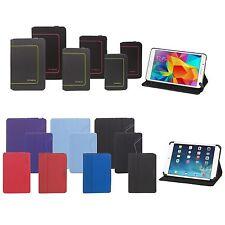 SAMSONITE iPad o Tablet Samsung casi Copertura Protettiva in Pelle Magnetica Smart
