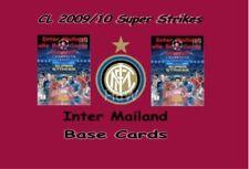 Panini Champions League 2009/2010 - Base Cards - FC Internazionale Milano