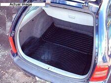Skoda Octavia Estate Rubber Boot Mat Liner Options and Bumper Protector