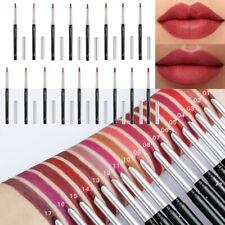 Creamy Smooth Matte Makeup Lip Liner Pen Pigmented Long Lasting Lipstick