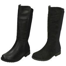 Niña h5083 blackie botas media caña de spot on precio de venta