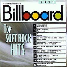 Billboard: Top Soft Rock Hits 1971