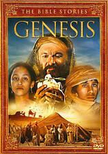 The Bible Stories: Genesis (DVD, 2011)