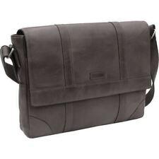 Primehide Mens Leather Messenger Bag Laptop Shoulder Tablet Bag Gents 672