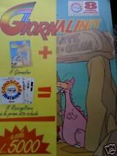 Il Giornalino 40 1994 Pinky Dodo Cocco Miguel Cervantes