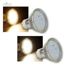 """GU10 LED Strahler """"ET-10"""" 3W warmweiß / daylight Birne Leuchtmittel Spot Lampe"""