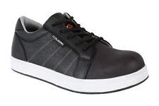 work shoe steel cap shoe/boot mens AU sizes leather upper safety footwear