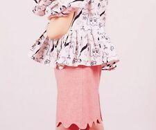 El whitepepper Hipster Vieira Mini Falda Rosa #23R247