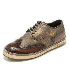 3370G scarpa donna marrone SOISIRE SOIEBLEU DAFF 03 calzatura shoes women