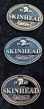 Skinhead traditional  buckle Gürtelschliesse aus Metall