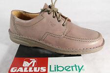 Gallus Liberty Herren Schnürschuh, Halbschuh Sneaker beige,  NEU!
