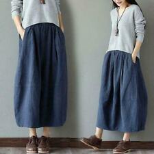 90d9e1444 Faldas para mujer alta Llamarada sin marca | eBay