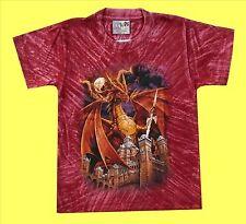 T-Shirt Drache Gr.86*92*98*104*110*116, Mystery Drachen Smaug Ritterburg Schloss