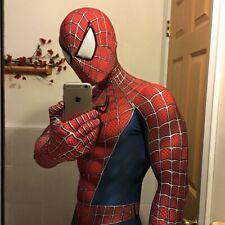 Halloween Tony Raimi Spiderman cosplay Costumes zentai Suit 3D digital print