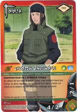 Naruto n° NI 144 - NINJA - FEU - GENMA SHIRANUI
