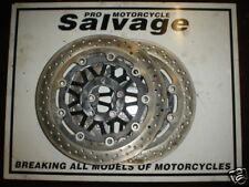 SUZUKI GSF 1200 BANDIT 2000 - 2007:BRAKE DISCS - FRONT:USED MOTORCYCLE PARTS
