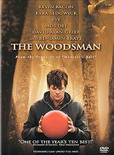 The Woodsman (DVD, 2005) Kevin Bacon Kyra Sedgwick Eve Mos Def David Alan Grier