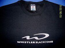 Whistler Blackcomb Screen Printed Crew Neck Sweatshirt 9.3 oz. Heavy Weight Ski