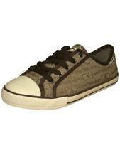 CALVIN KLEIN JEANS Chaussures baskets pour femmes Wylie coloris kaki