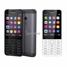 Nokia 230 Dual SIM Original Unlocked FM MP3 GSM 2.8 Inch 2MP Mobile Cellphone