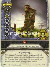 Warhammer Invasion - 1x Wachturm im Middenmoor  #009 - Die Tage des Blutes
