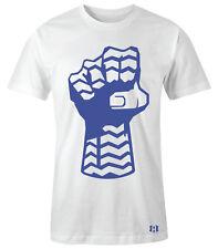 """SOLE FIST"" T-Shirt to Match Air Retro 12 ""Deep Royal Blue 12's"""