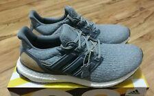 Adidas Ultra Boost 3.0 Mid Grey / Linen Khaki 6 6.5 7 7.5 8 Ltd Limited Leather