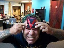 The Vibrators - PATCH  ( Official Vibrators Patch ) Classic Punk Oi! Up Yer BUM!