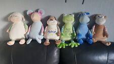 PERSONALISED CUBBIES TEDDY BEAR, NEWBORN BABY GIFT / CHRISTENING