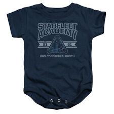 "Star Trek ""Starfleet Academy Earth"" Infant One Piece - Small - XL"
