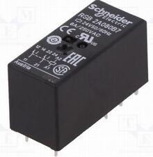 lots de relais Schneider   RSB2A080B7 8A 2RT 24Vac =FINDER 415280240010