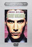 Johnny Mnemonic  DVD Keanu Reeves, Dolph Lundgren, Dina Meyer, Ice-T, Takeshi Ki