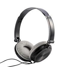 Casque audio stéréo pliable avec Microphone pr iPhone iPad Tablette PC