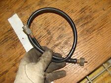 1977 kawasaki kz650 kz 650  k128 tach cable