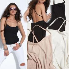 By alina señora body señora camisa camiseta opaca top damenbody 34 - 38 #b781
