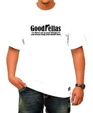 Goodfellas Mens White T-Shirt