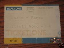 LAZIO - PARMA BIGLIETTO TICKET 1998/99