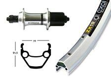 Bike-Parts 28″ Rueda Trasera Exal Zx 19 + Shimano Rm30 7 Velocidades ( Qr )