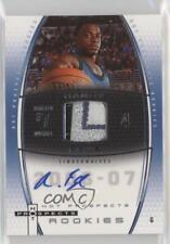 2006 Fleer Hot Prospects 66 Randy Foye Minnesota Timberwolves RC Basketball Card