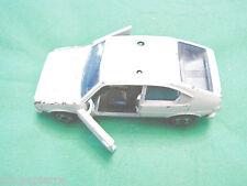 Automobilina toy car POLISTIL E36 E 36 modellino auto ALFASUD 1/43 bianca fori